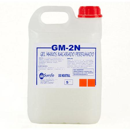 GEL MANOS NACARADO PERFUMADO GM-2N
