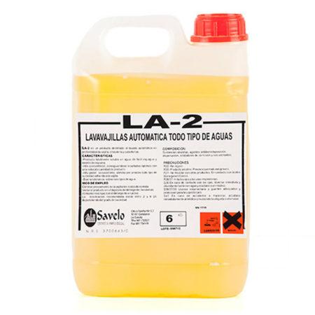 LAVAVAJILLAS AUTOMÁTICA LA-2