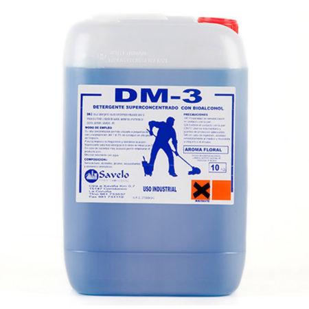 LIMPIADOR CON BIOALCOHOL FLORAL DM-3 F